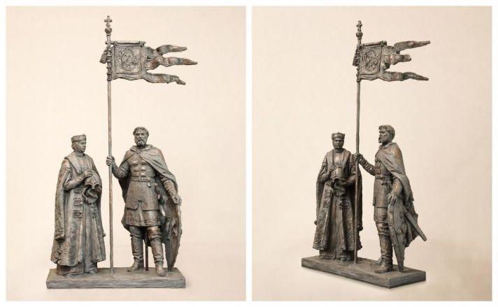 Памятник Дмитрию Донскому и княгине Ефросинии поставит в Нижнем Новгороде - фото 3