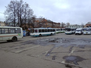 36 маршрутов переводятся на новый автовокзал «Канавинский»