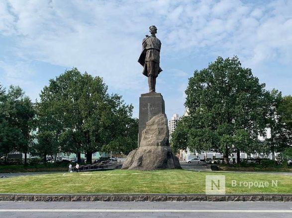 Сквер на площади Горького открыли для нижегородцев - фото 2