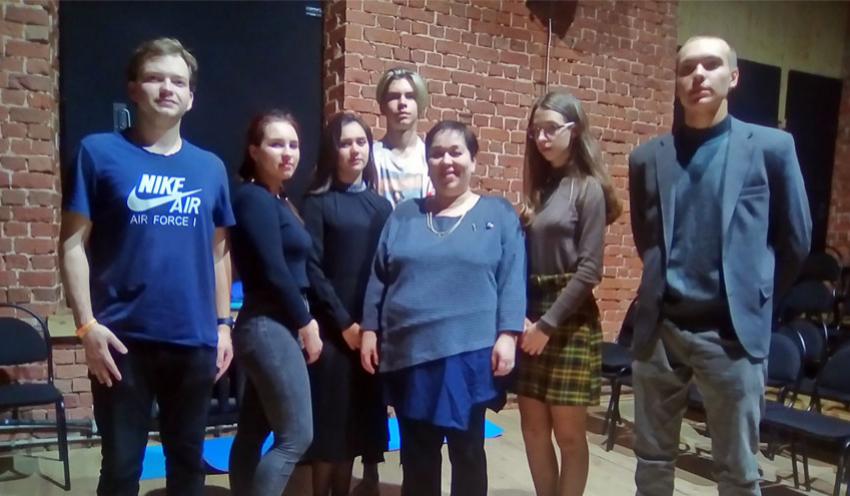 Студенты политеха встретились с командой Том Сойер Фест - фото 1