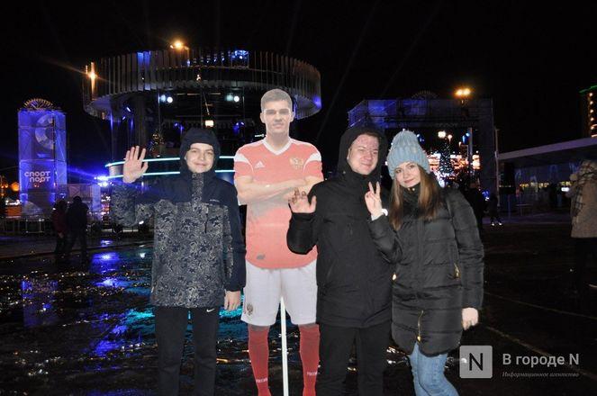 Ирина Слуцкая с ледовым шоу открыла площадку «Спорт Порт» в Нижнем: показываем, как это было - фото 38