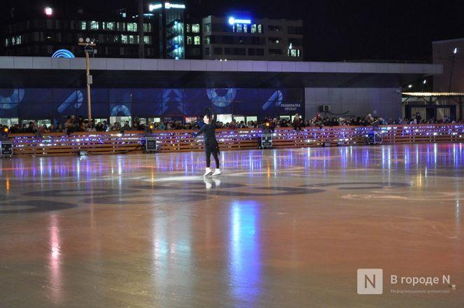 Ирина Слуцкая с ледовым шоу открыла площадку «Спорт Порт» в Нижнем: показываем, как это было - фото 32