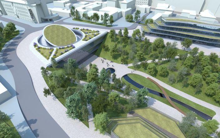 Конгресс-центр-трансформер и лаборатории появятся в нижегородском iCity  - фото 1