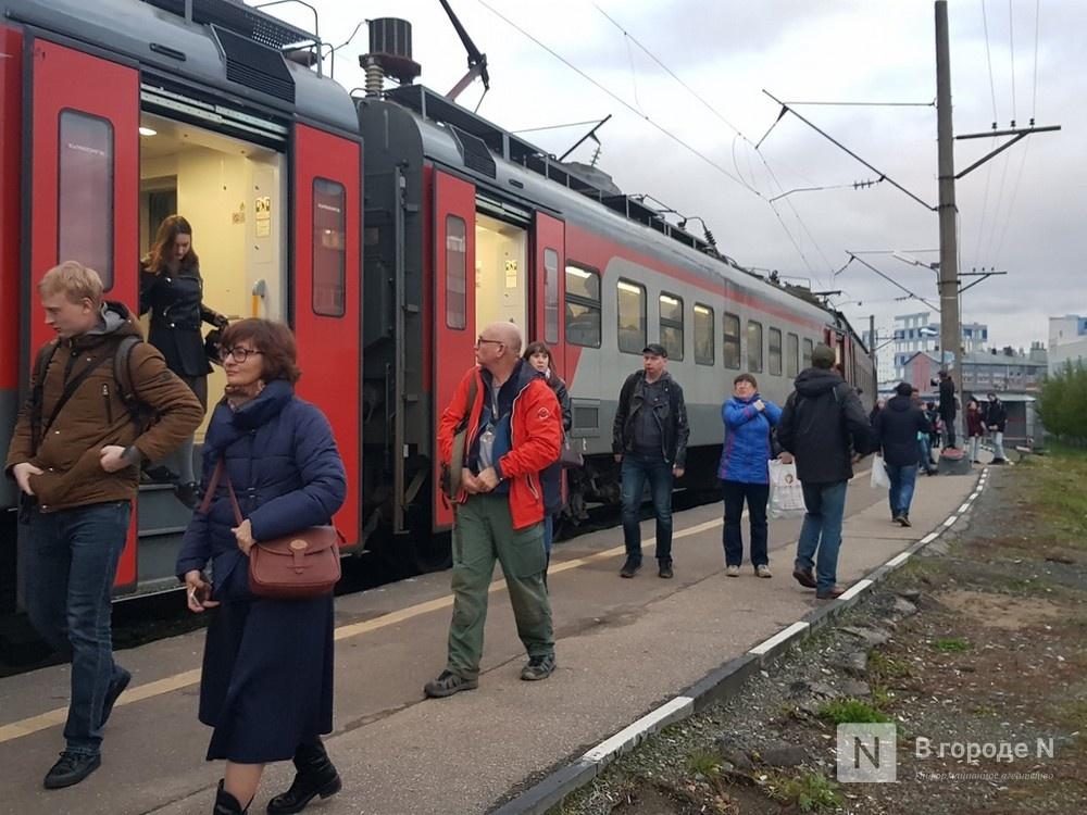 Четыре остановки добавят поезду Урень — Нижний Новгород с 8 ноября - фото 1