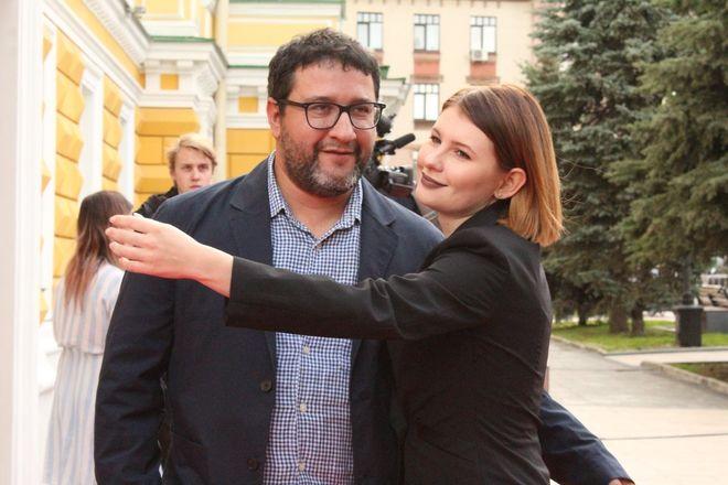 Звезды российского кино приехали в Нижний Новгород на «Горький fest» - фото 35